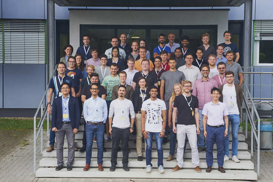 participants of Summerschool 2017